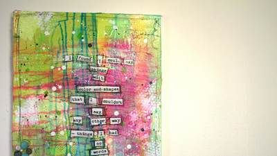Introduction to Mixed Media