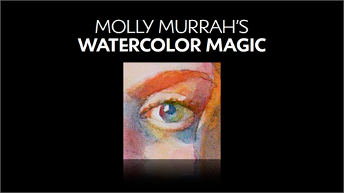 The Color Wheel From The Magic Of Watercolor With Molly Murrah