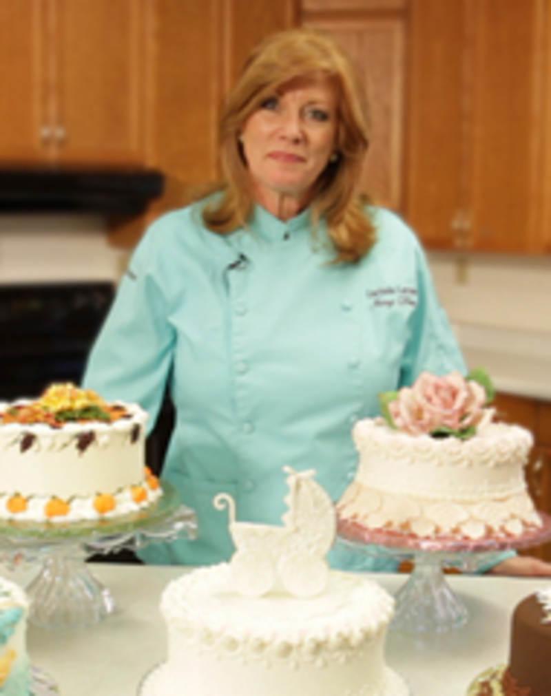 Sugar Paste Cake Decorating Decorating Gorgeous Gum Paste Flowers With Lucinda Larson
